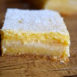Cétogène Lemon Bars: ketorecipes